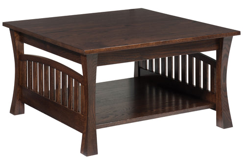 Gateway  Square Coffee Table