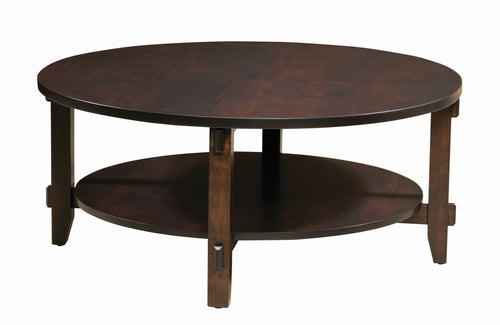 Bungalow Round Coffee Table