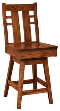 "Cascade 24"" Swivel Bar Stool"