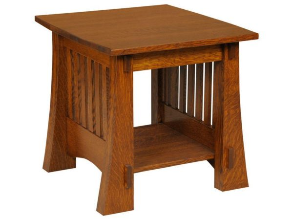 Craftsman Mission End Table
