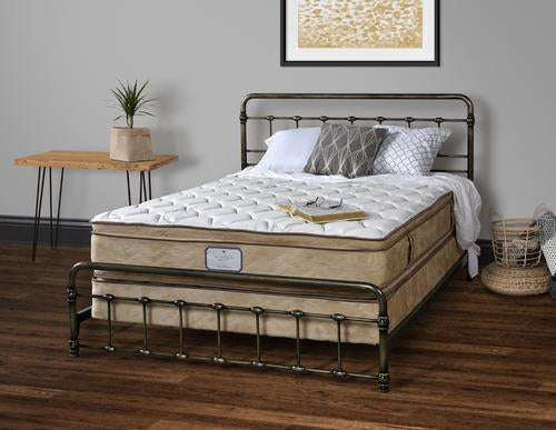 Elite Pillow Top Mattress Set