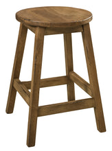 "Oakley 24"" Swivel Bar Stool"