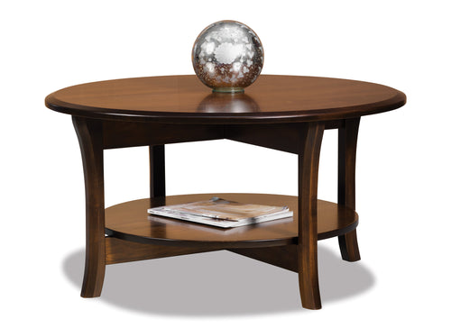 Ensenada Round Coffee Table