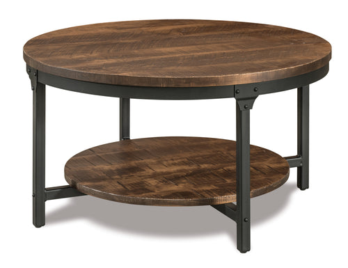Houston Round Coffee Table