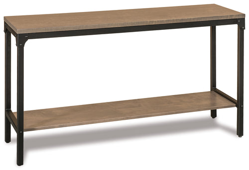 Ironwood Sofa Table