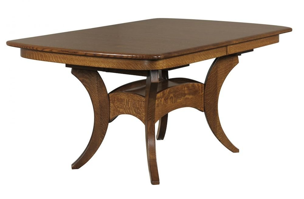 Galveston Dining Table w/2 Self Storing Leaves
