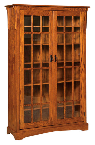 Walker Mission Bookcase