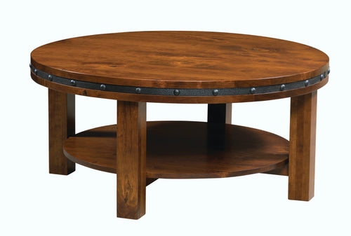Pasadena Round Coffee Table