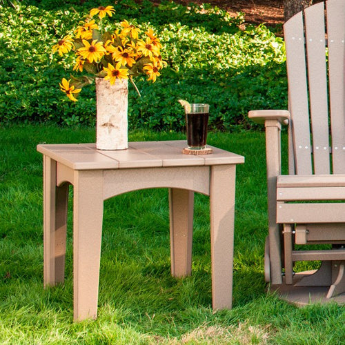 Island End Table