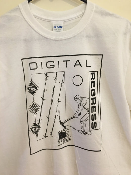 Digital Regress T-Shirt