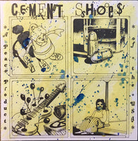 Cement Shoes‎– A Peace Product Of The USA 7