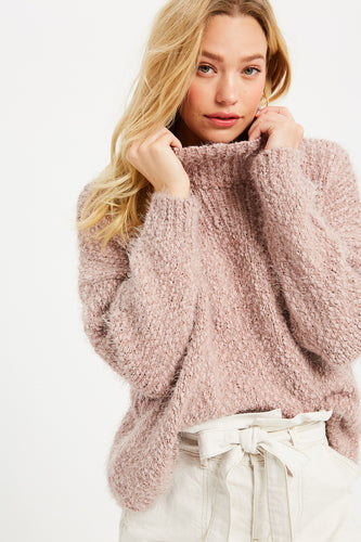 All Yours Oversized Sweater