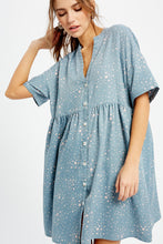 All The Stars Button Down Dress