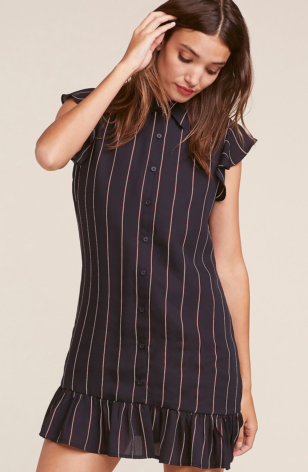 American Pie Shirt Dress