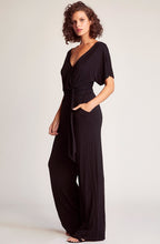 Hey Girl Hey Tie Front Jumpsuit