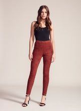 Zero To A Hundred Faux Suede Legging