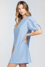 Carson Striped Dress