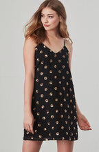 Hollis Sequin Slip Dress