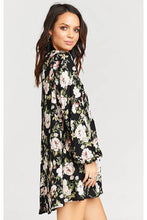 Show Me Your Mumu Donnie Dress - Courtney Loves Roses Cloud