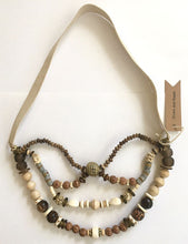 R & R Four Strand Necklace