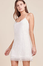 Jemma Lace Slip Dress