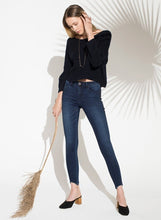 KORA Mid Rise Skinny Jean in Darkside