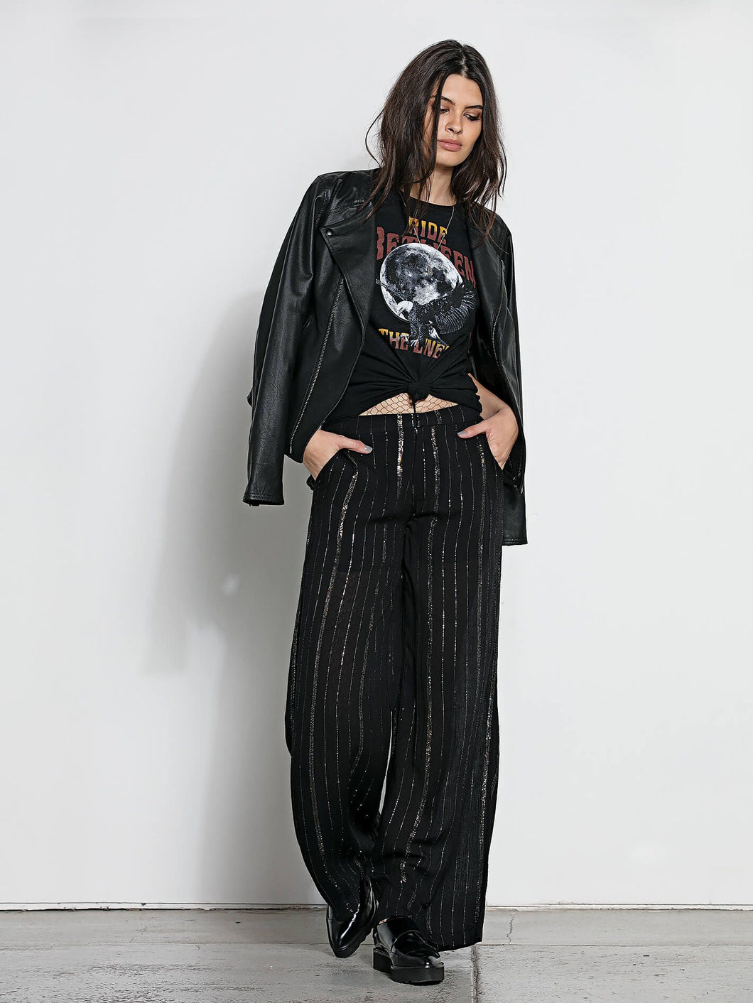 Hook It Up Wide Leg Pants