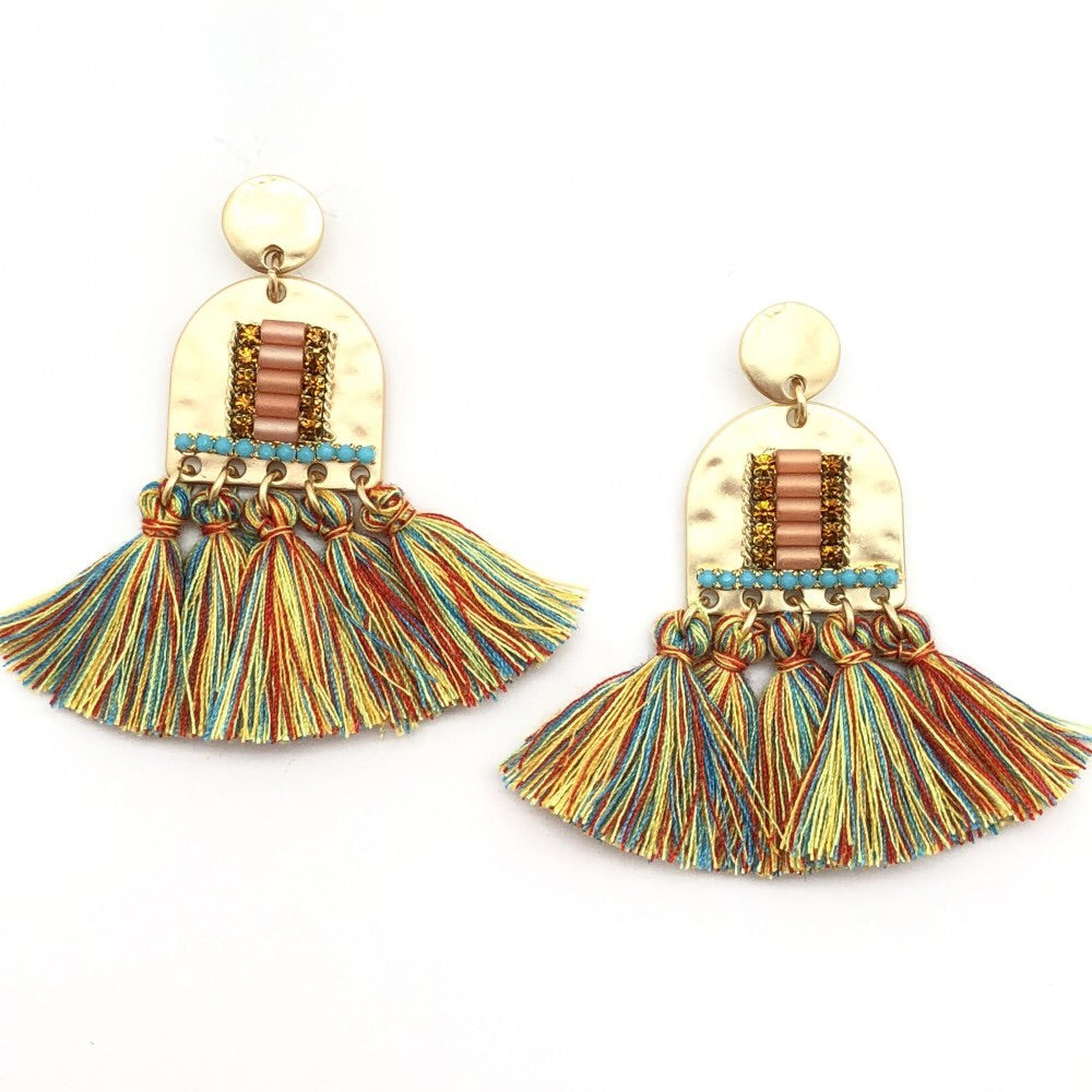 Willow Earring (Multiple colors)