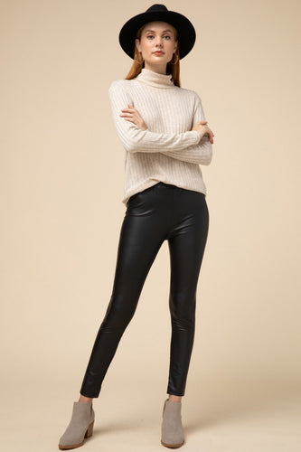 Jameson Vegan Leather Leggings
