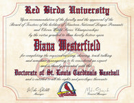 Ultimate Fan Diploma