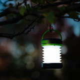 Outdoor Portable Solar Led Camping Lantern / USB Phone Charger with Camping Pillow