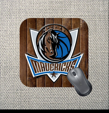 Dallas Mavericks Mouse Pad