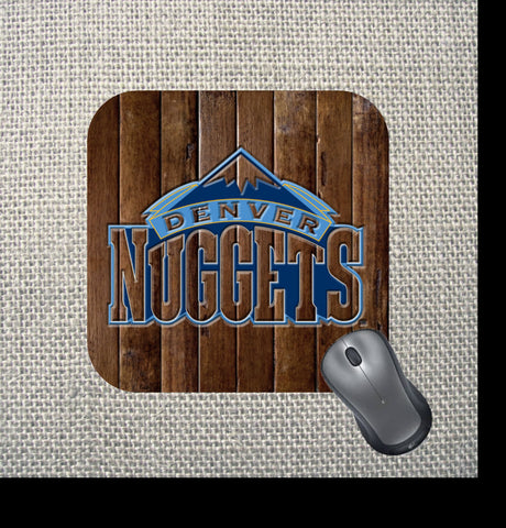 Denver Nuggets Mouse Pad