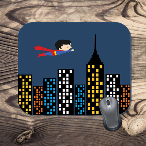 Superman - Mouse Pad