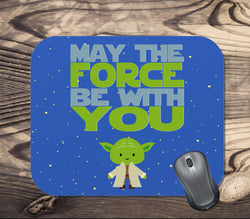 Star Wars Inspired - The FORCE - Mouse Pad