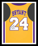 "Kobe Bryant ""Signed"" Lakers Jersey Print - Perfect gift for the Basketball fan, great for the office or fan/man cave"