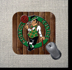 Boston Celtics Mouse Pad