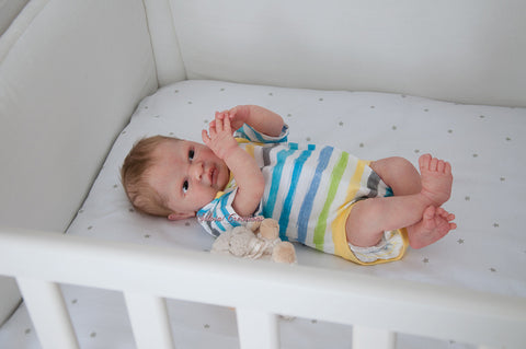"Frankie by Denise Pratt 18.5"" Unpainted Reborn Doll Kit"