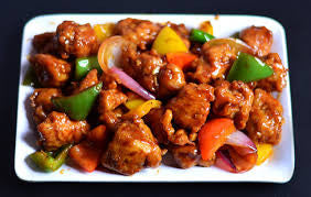 Chili Chicken, Chicken 65 or Chili Fish