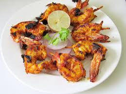 Tandoori Salmon or Shrimp