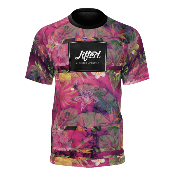 Galaxy Tropical T-Shirt Summer 18'