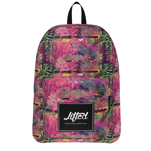 Lifted Galaxy Tropics Backpack Summer 18'