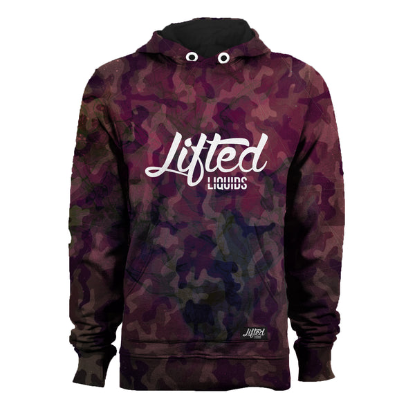 Limited Edition Camo Galaxy Hoodie!