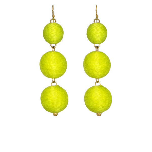 Chartreuse PomBon Three-Tier