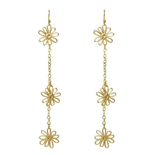 dainty flower dangle