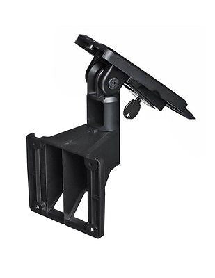 Wall Mount Stand for Pax S300 Wall Mount With Lock and KEY - Complete Kit