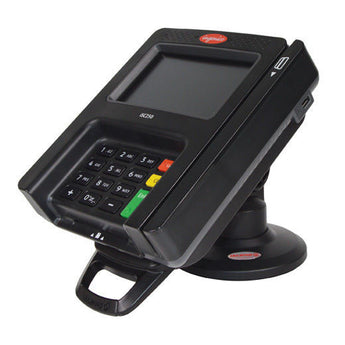"Compact Stand for Ingenico iSC 250 Terminal Stand - 3"" Compact With Lock & KEY - HILIPRO.COM"
