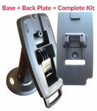 Swivel Stand for Verifone VX520 Stand - 40 mm - Lock & Latch (No Key) - Complete Kit