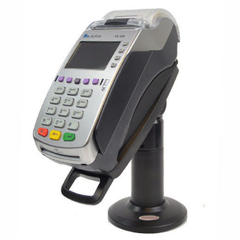Swivel Stand for Verifone VX520 Stand - 40 mm - Lock & Latch (No Key) - Complete Kit - HILIPRO.COM