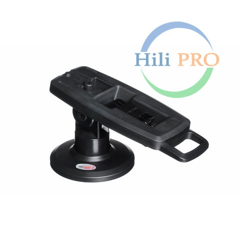 Compact Stand - Latch and Lock (No KEY)  - No back plate included - for Verifone, Ingenico, PAX and Universal